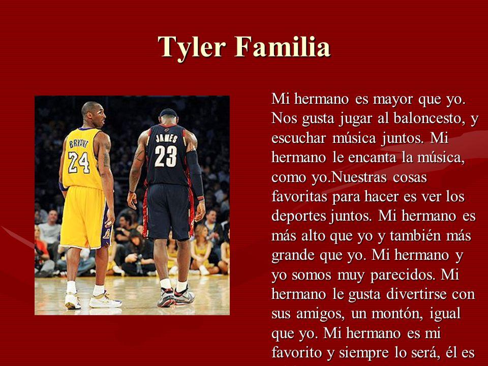Tyler Familia