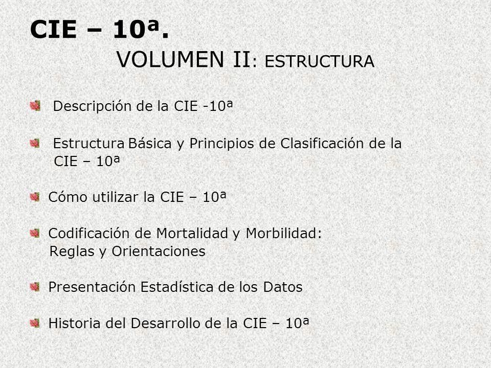 VOLUMEN II: ESTRUCTURA