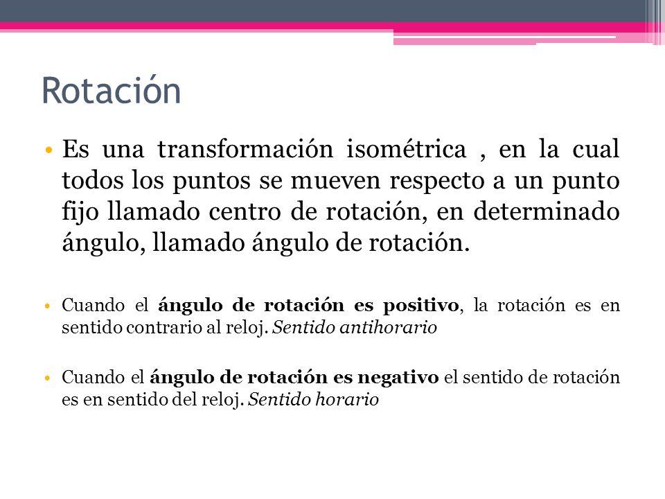 Rotación