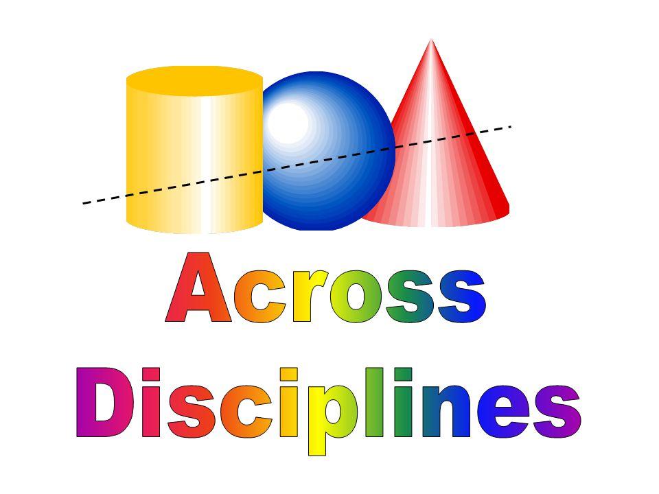 Across Disciplines