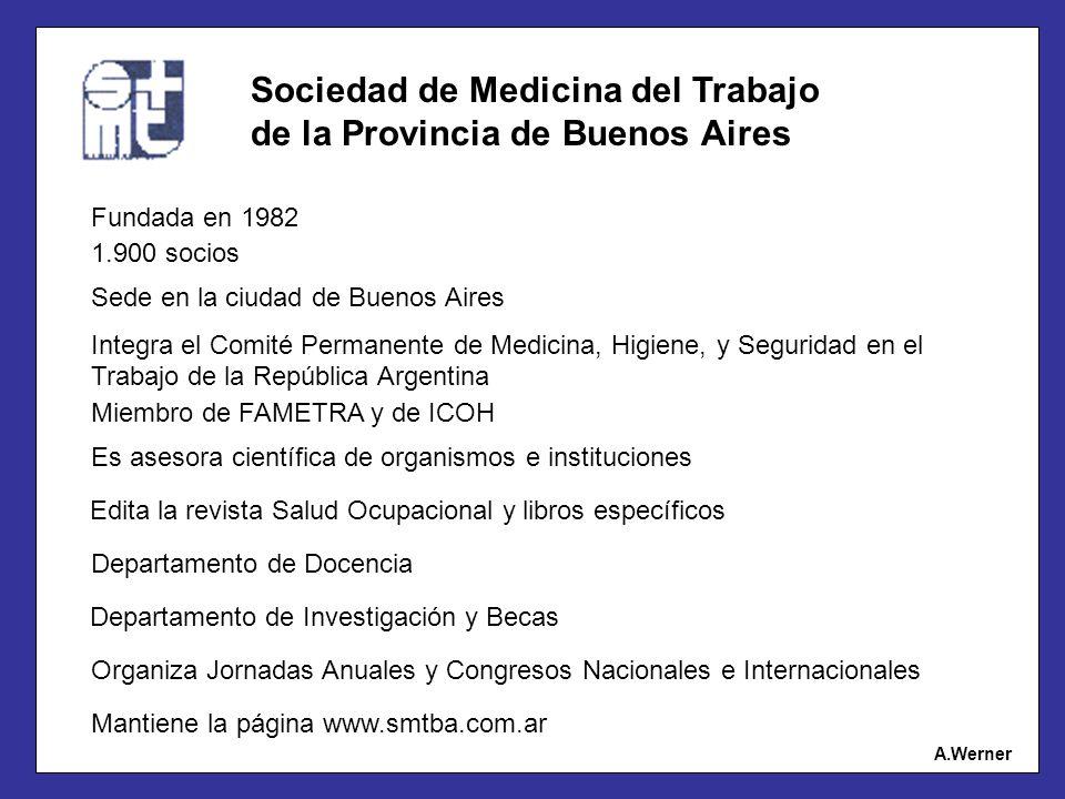 Sociedad de Medicina del Trabajo de la Provincia de Buenos Aires