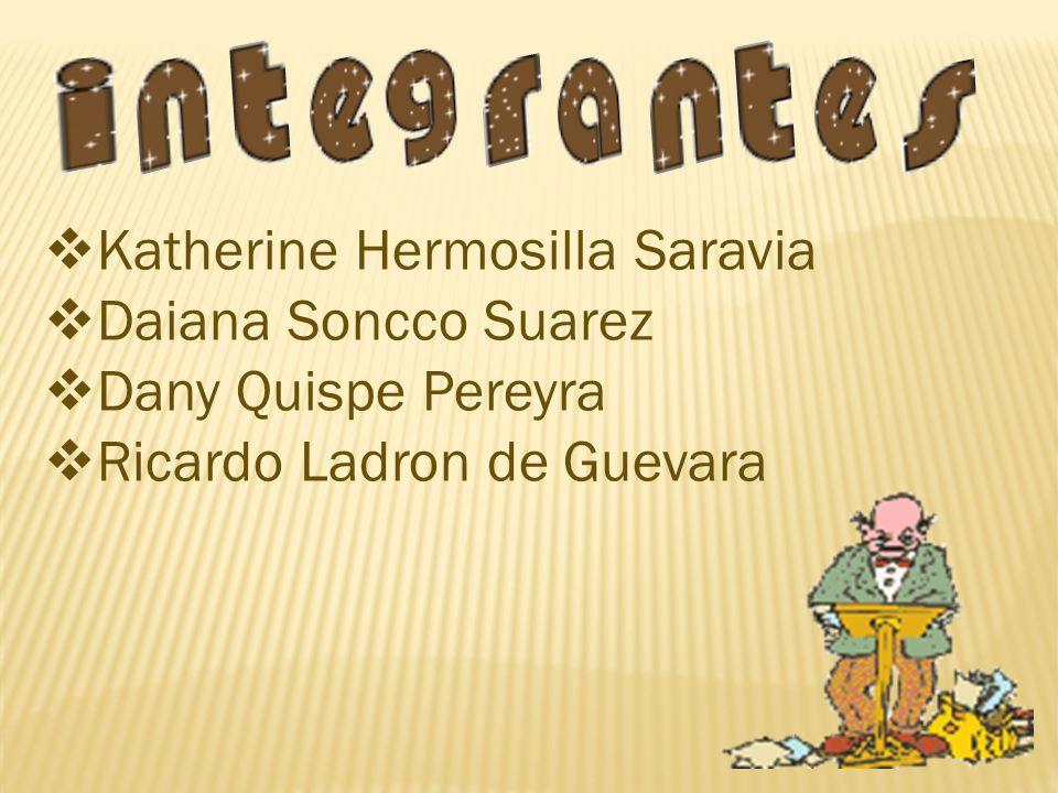 Katherine Hermosilla Saravia
