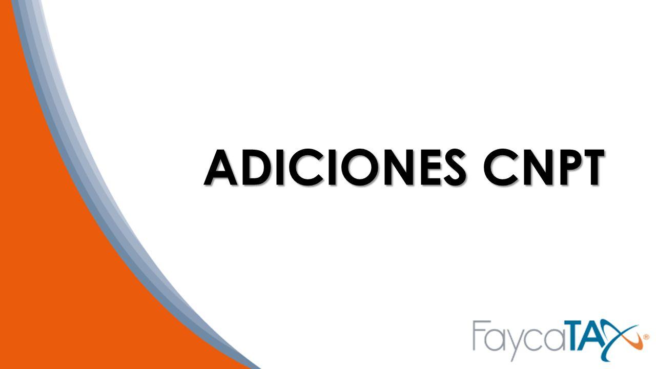 ADICIONES CNPT