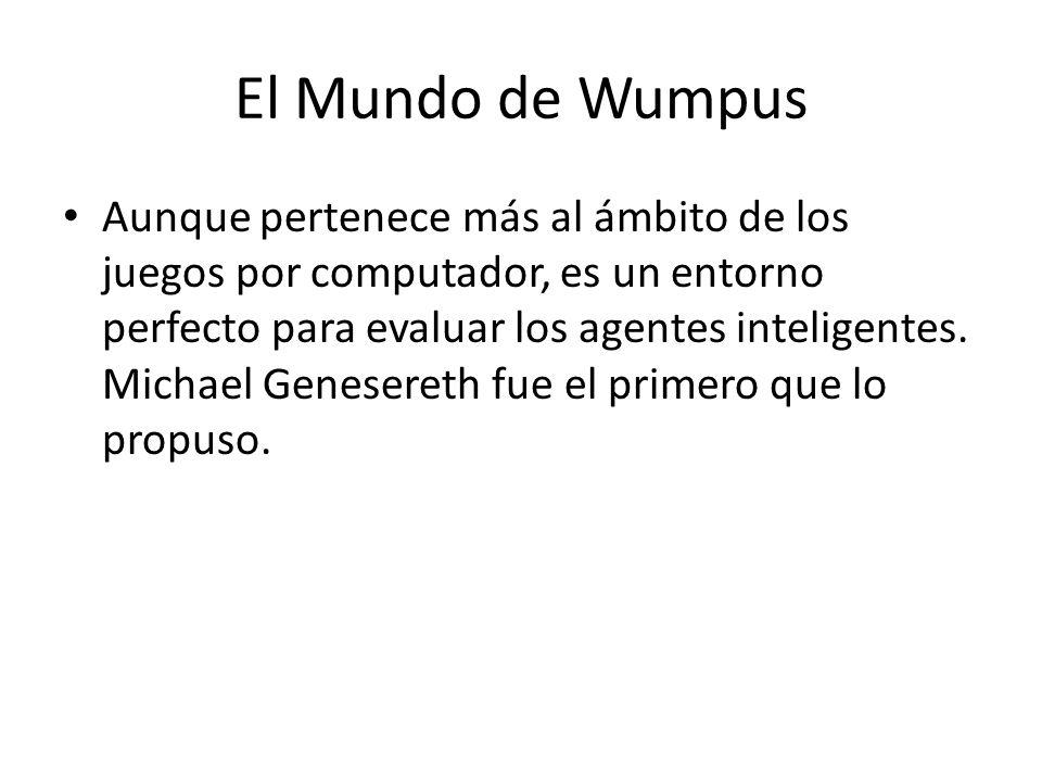 El Mundo de Wumpus