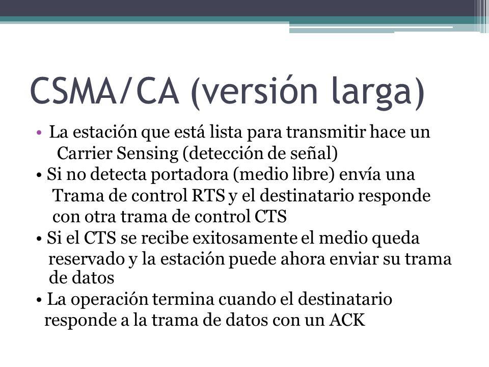CSMA/CA (versión larga)