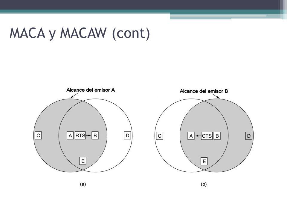 MACA y MACAW (cont)