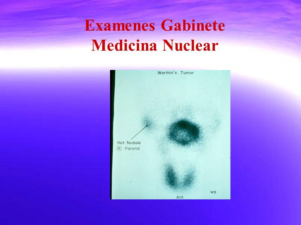 Examenes Gabinete Medicina Nuclear