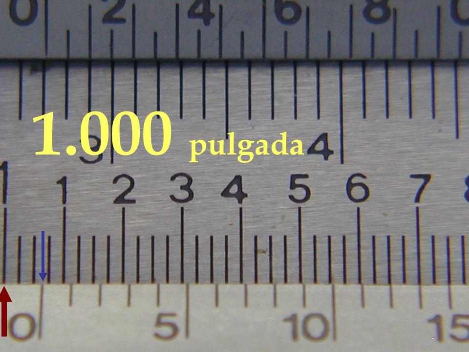 1.000 pulgada