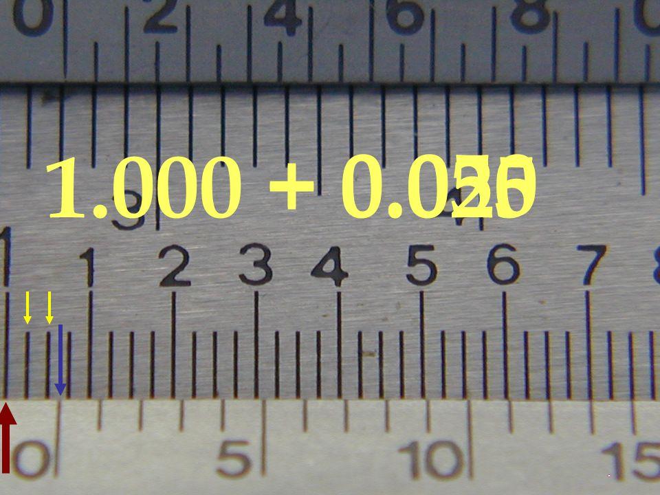 1.000 + 0.050 + 0.025