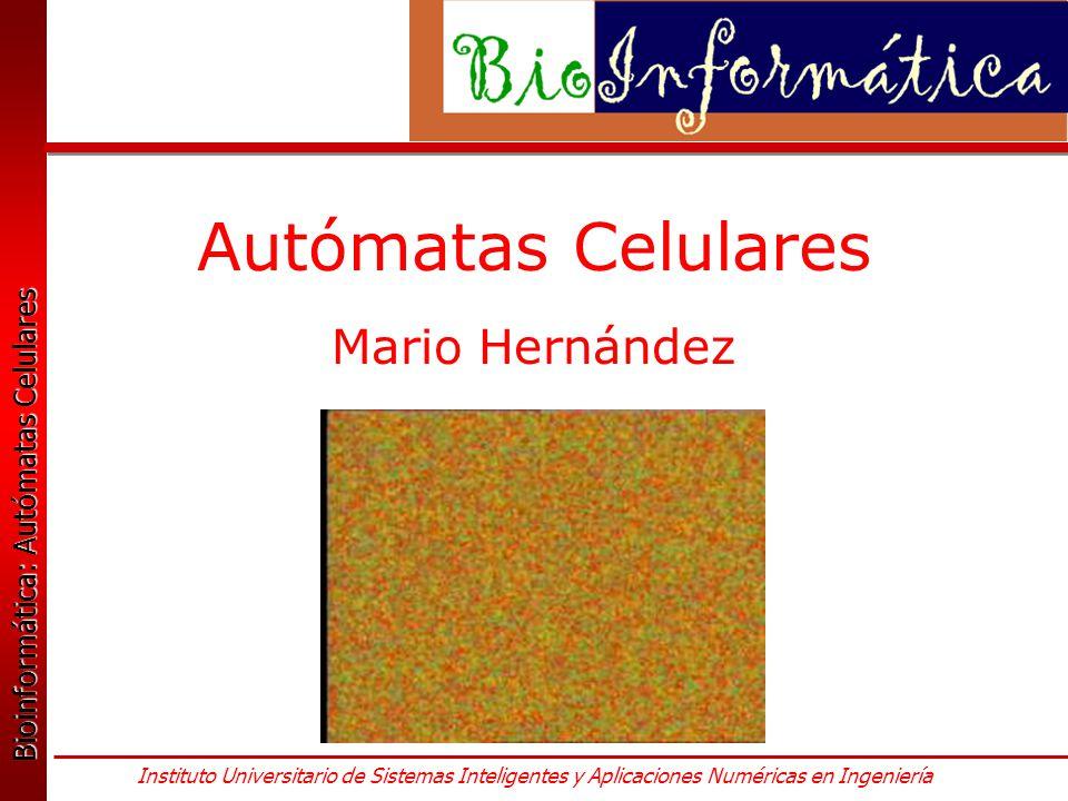 Autómatas Celulares Mario Hernández