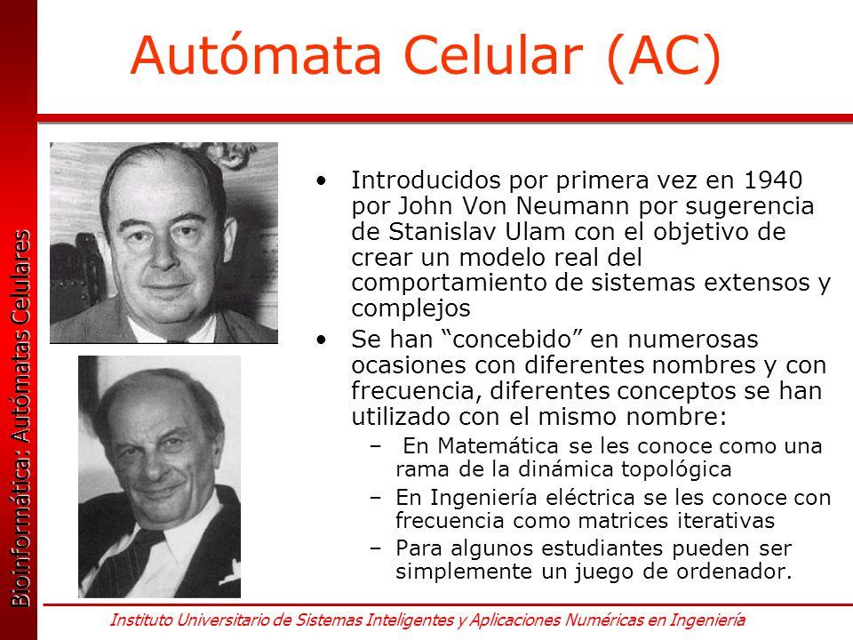 Autómata Celular (AC)