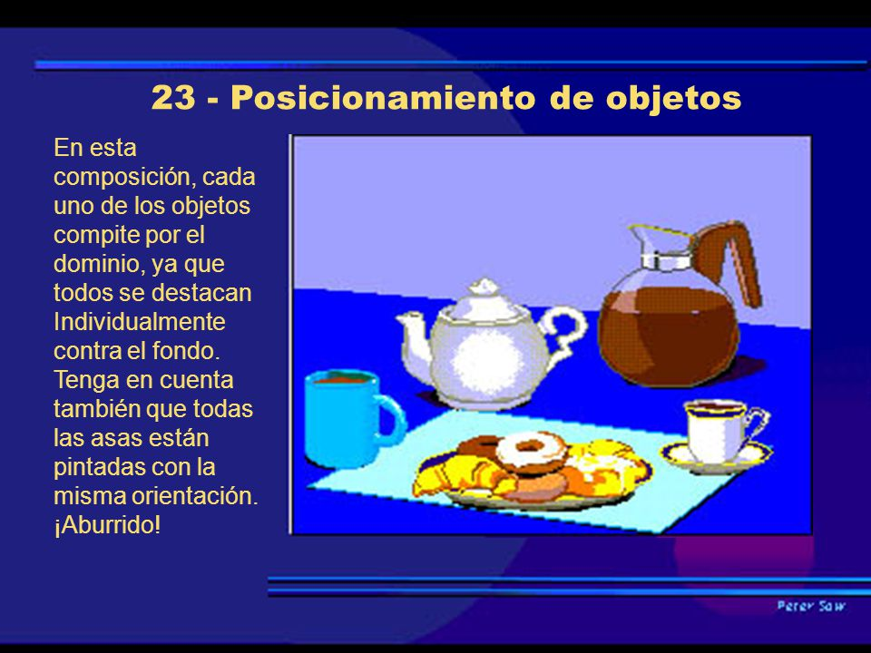 23 - Posicionamiento de objetos