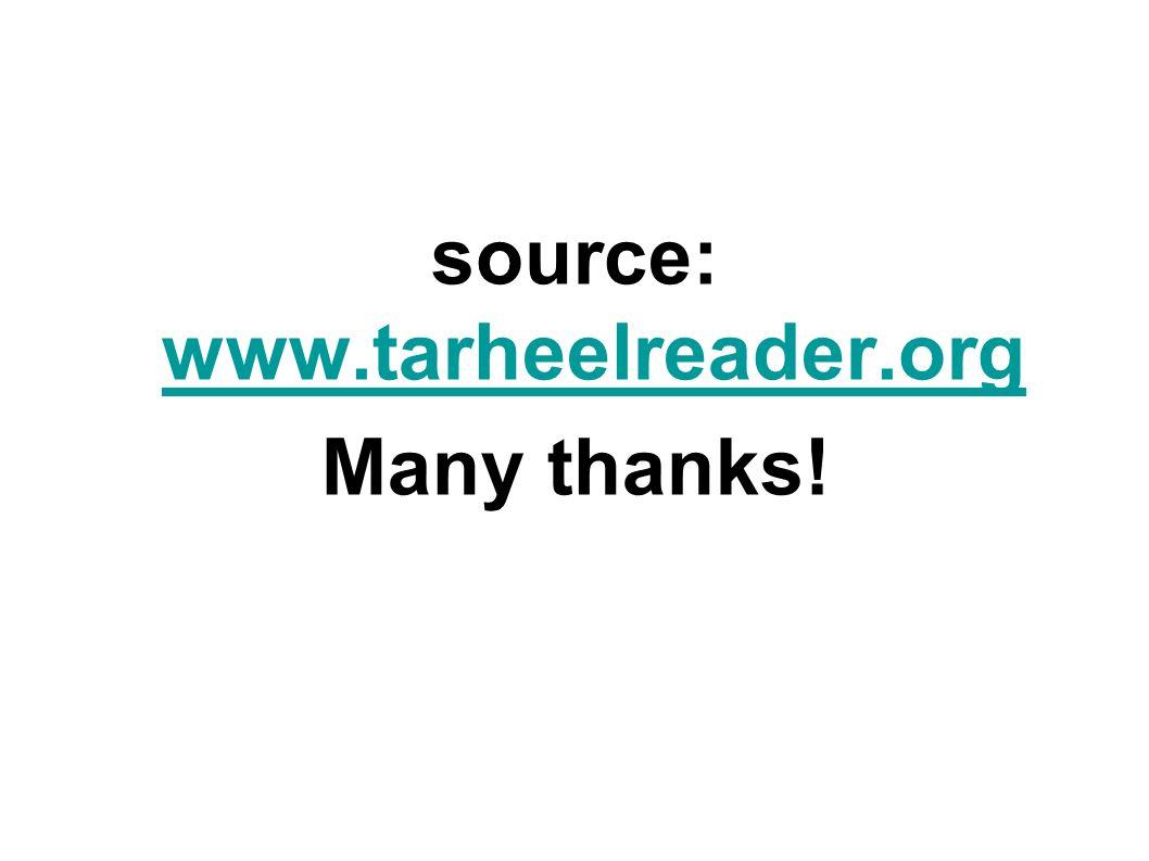 source: www.tarheelreader.org