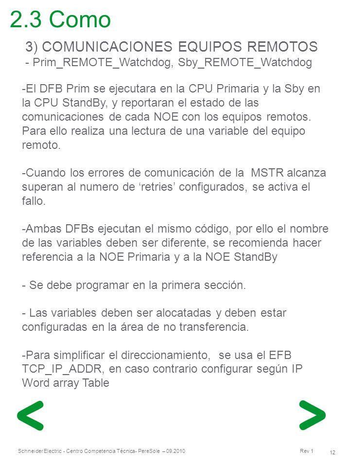 2.3 Como 3) COMUNICACIONES EQUIPOS REMOTOS