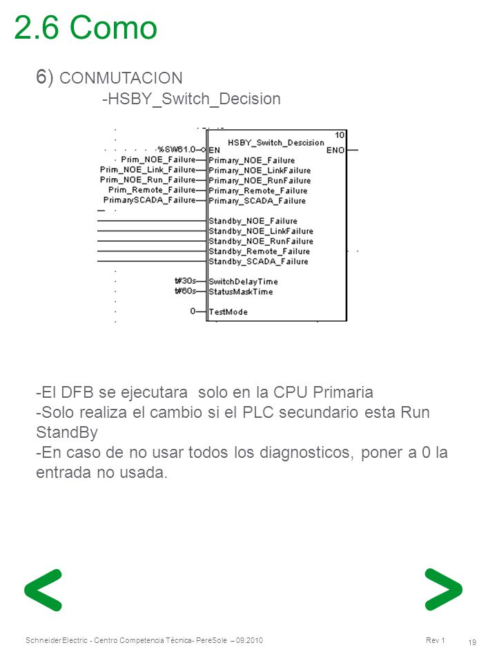 2.6 Como 6) CONMUTACION -HSBY_Switch_Decision