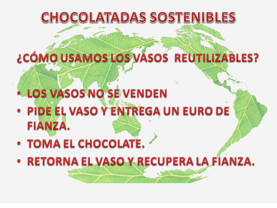 CHOCOLATADAS SOSTENIBLES