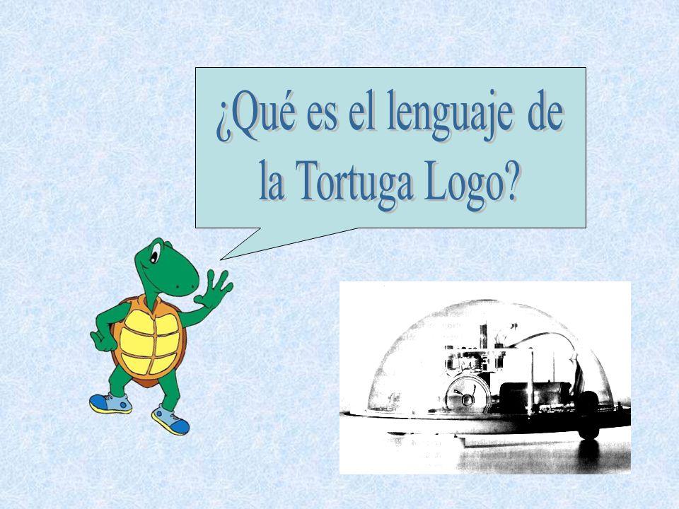¿Qué es el lenguaje de la Tortuga Logo