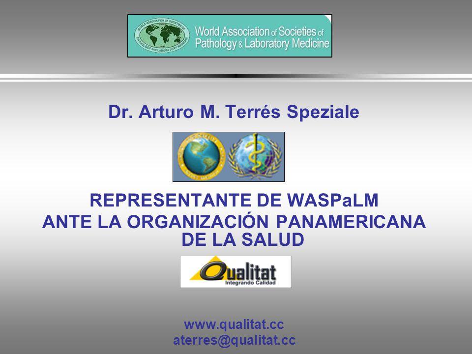 Dr. Arturo M. Terrés Speziale