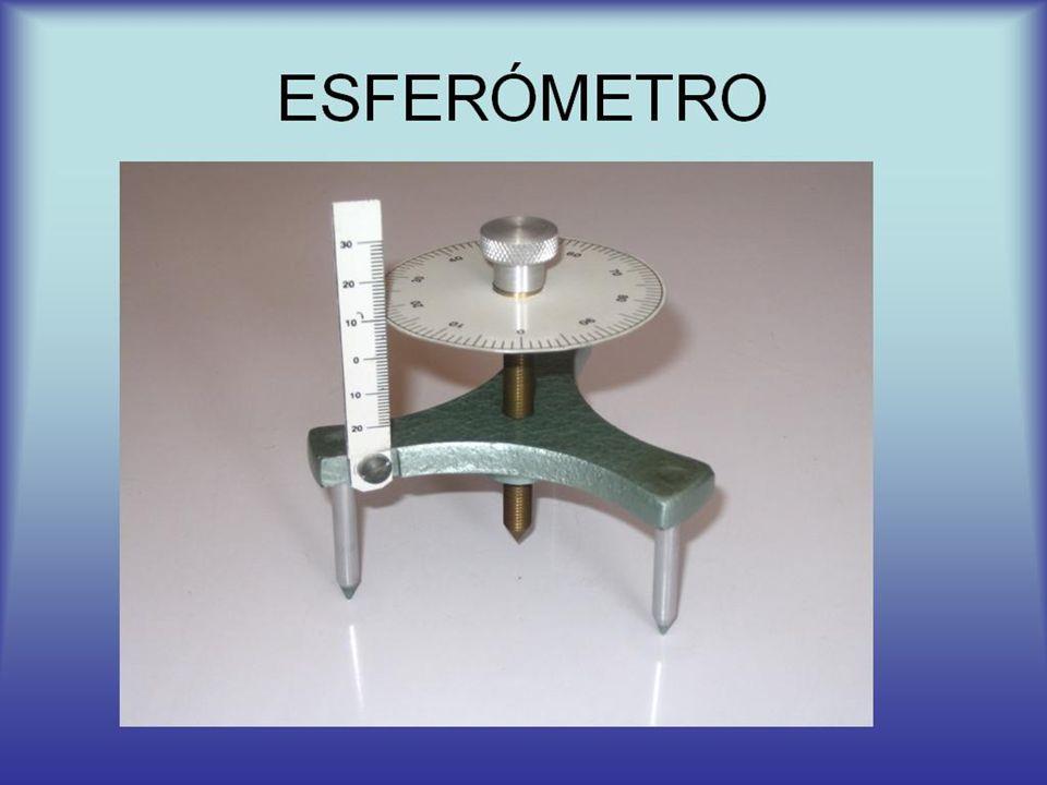 ESFERÓMETRO