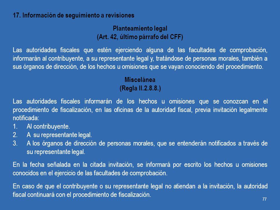 (Art. 42, último párrafo del CFF)