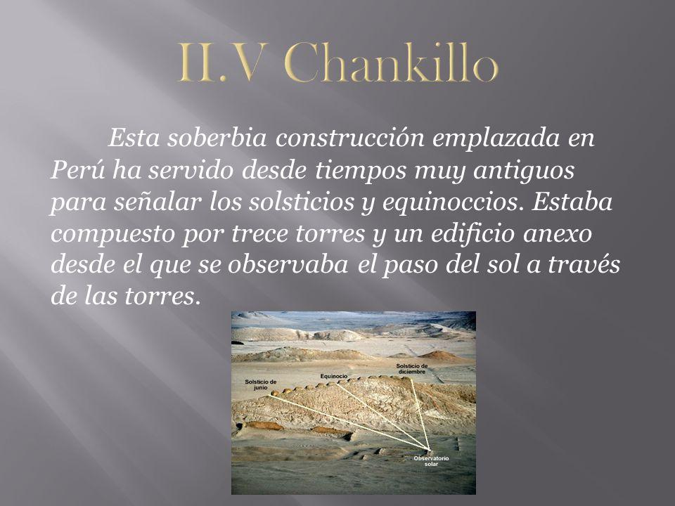 II.V Chankillo