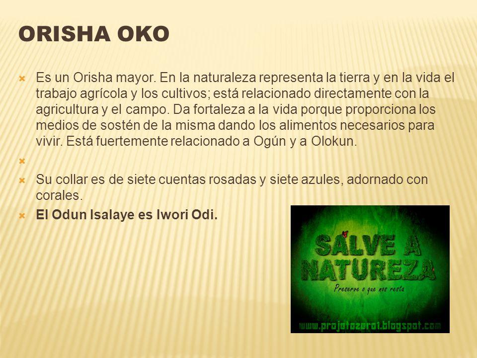 Orisha Oko