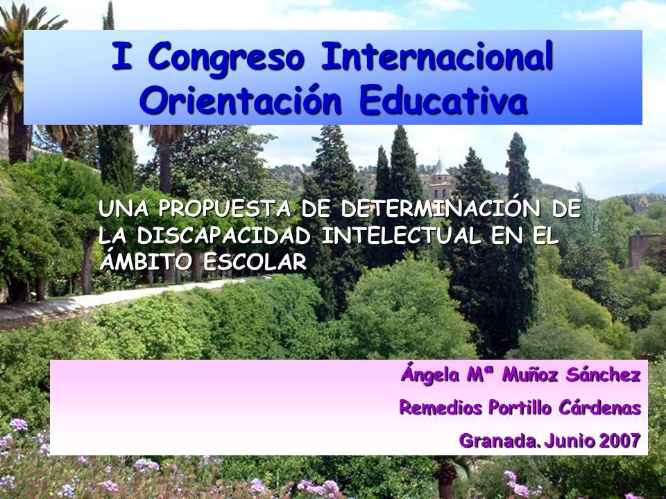 I Congreso Internacional Orientación Educativa