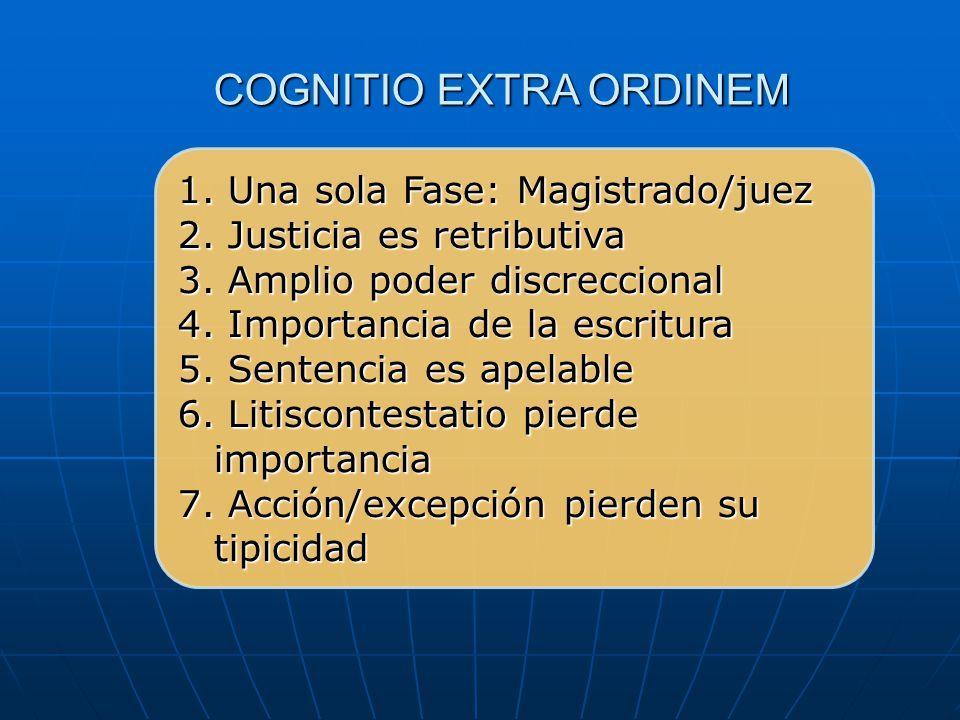 COGNITIO EXTRA ORDINEM