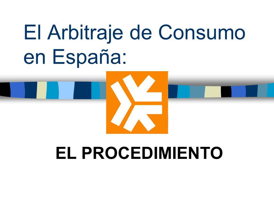 El Arbitraje de Consumo en España: