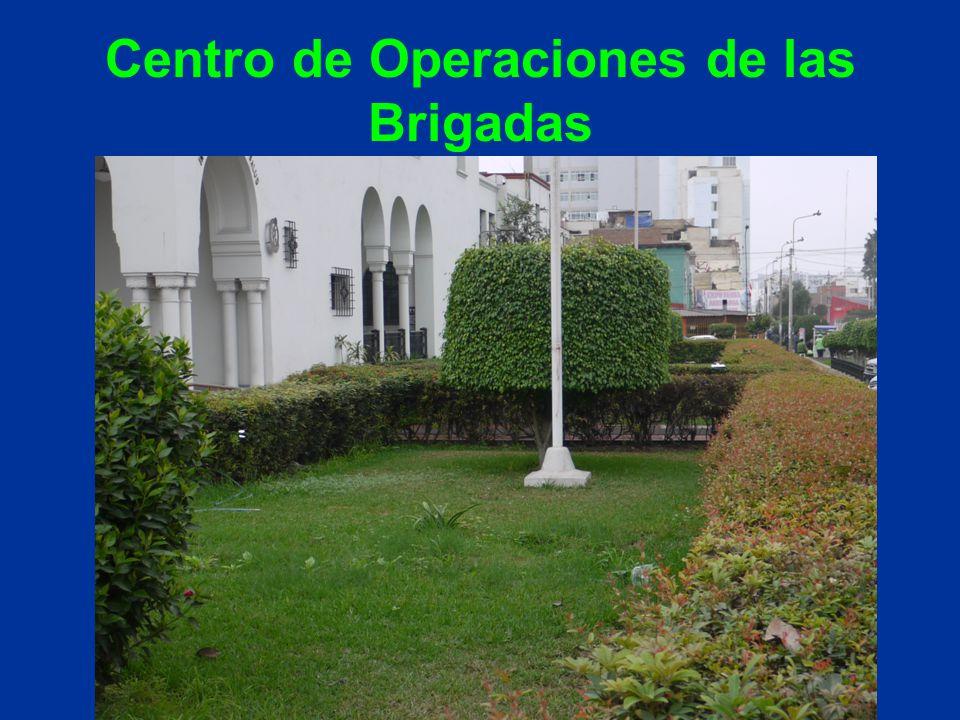 Centro de Operaciones de las Brigadas