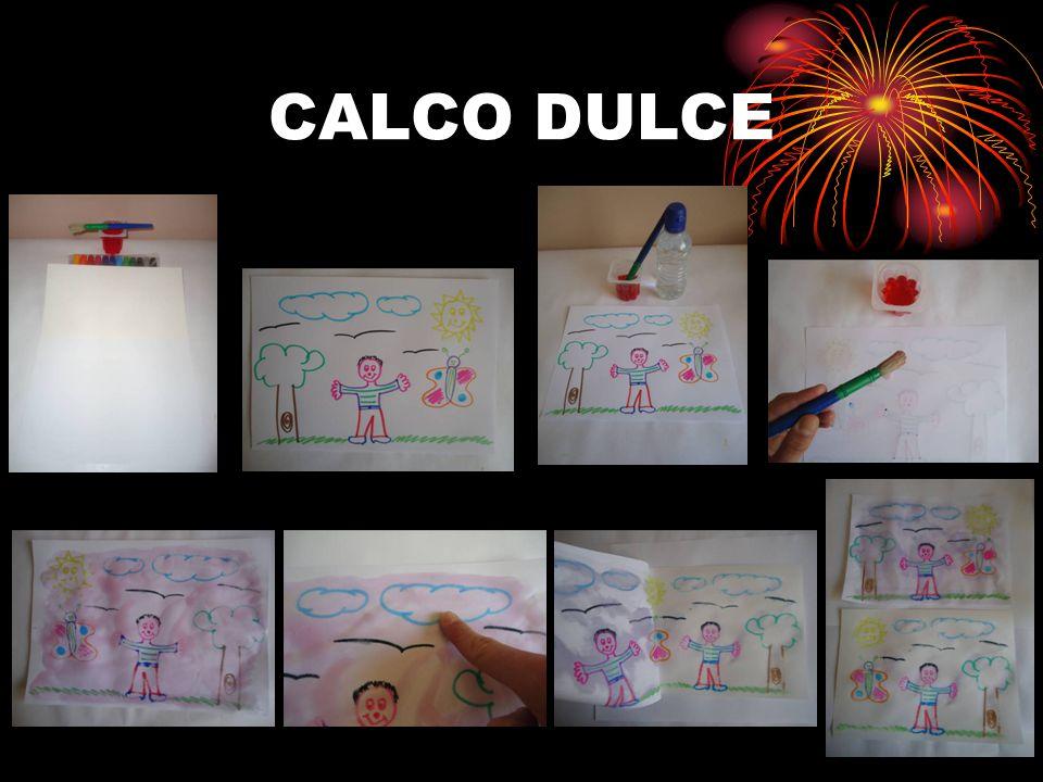 CALCO DULCE