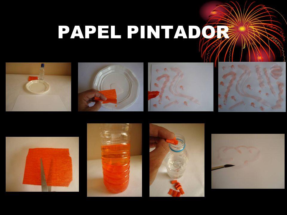 PAPEL PINTADOR