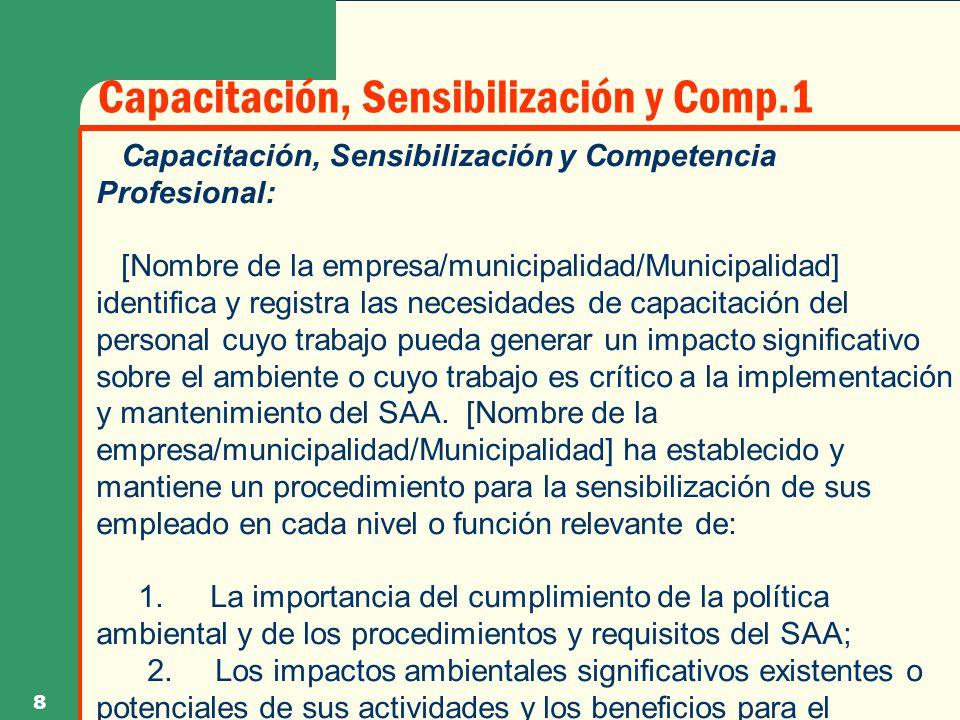 Capacitación, Sensibilización y Comp.1