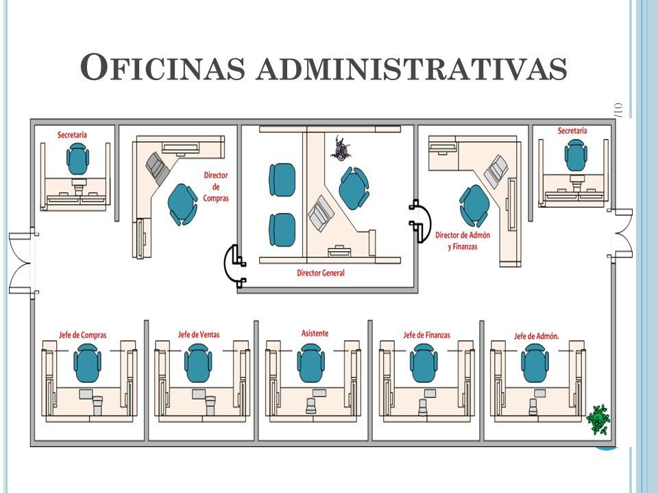 Oficinas administrativas