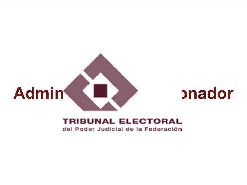 Procedimiento Administrativo Sancionador Electoral
