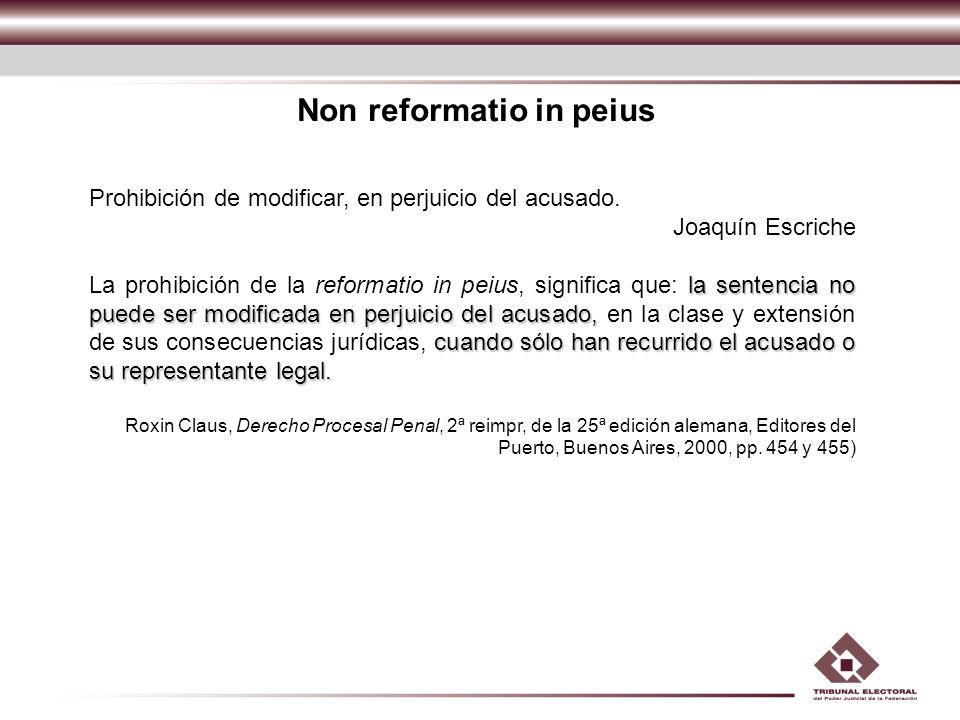 Non reformatio in peius