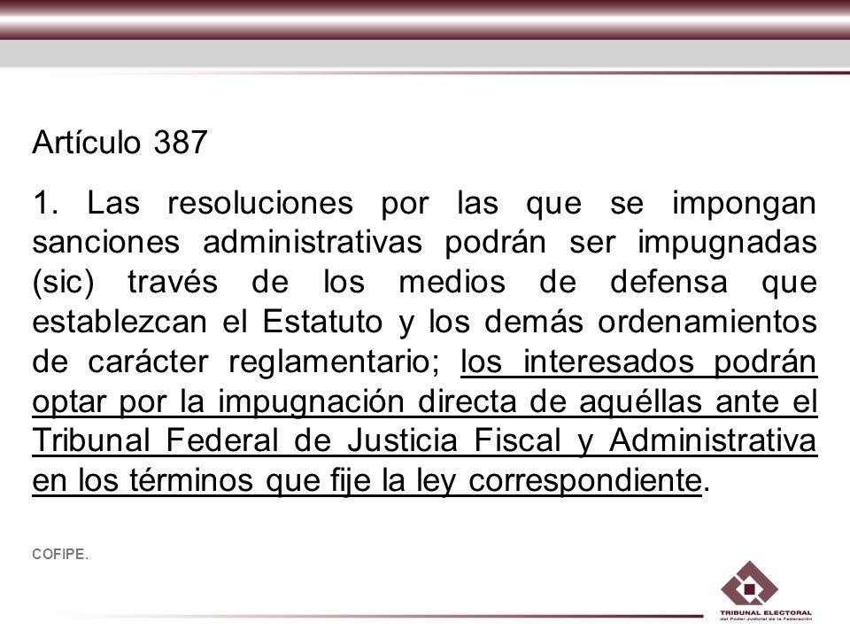 Artículo 387