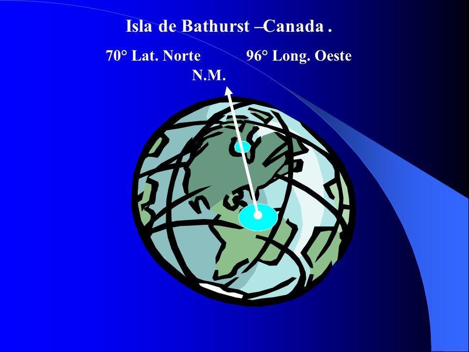 Isla de Bathurst – . Canada