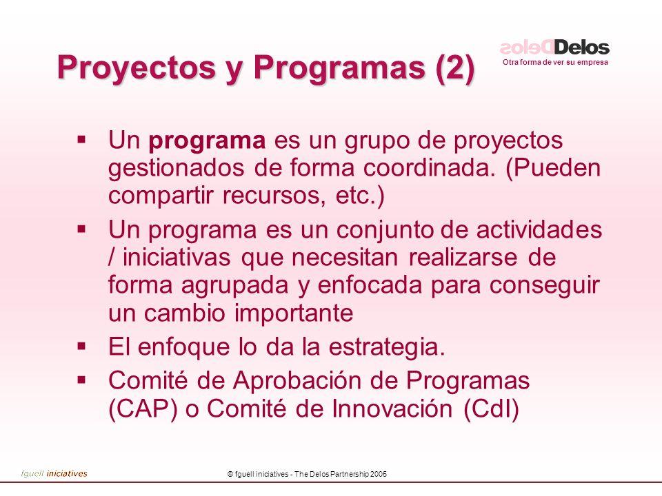 Proyectos y Programas (2)