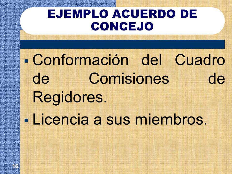 EJEMPLO ACUERDO DE CONCEJO