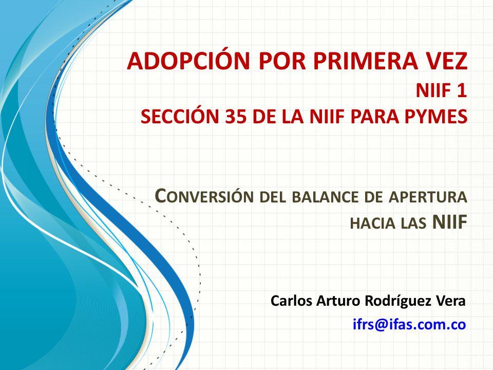 Carlos Arturo Rodríguez Vera ifrs@ifas.com.co