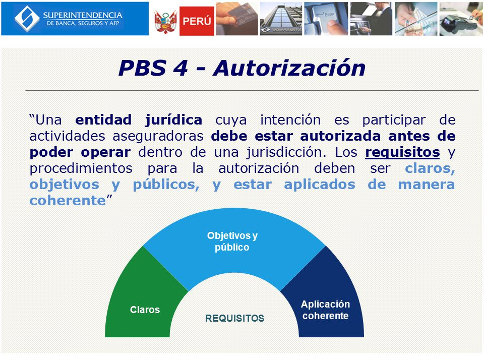 PBS 4 - Autorización