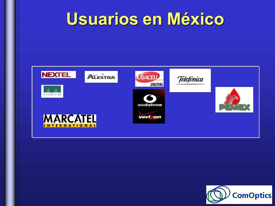 Usuarios en México