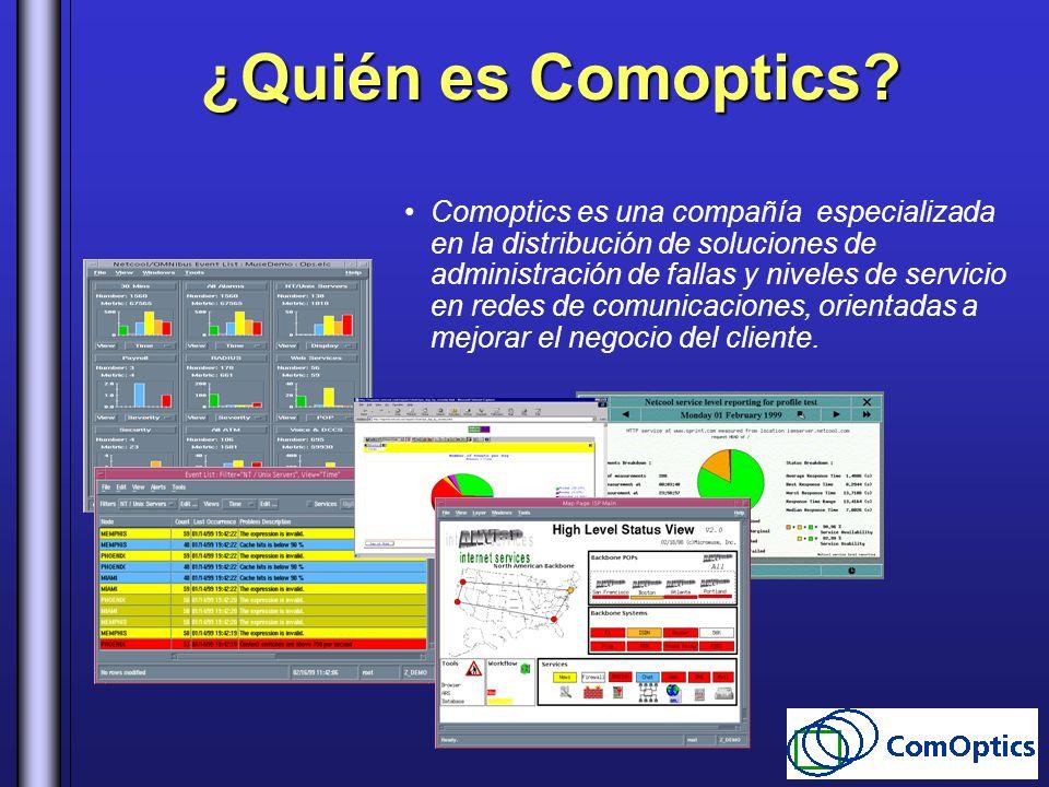 ¿Quién es Comoptics