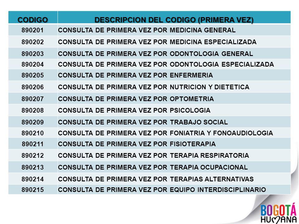 DESCRIPCION DEL CODIGO (PRIMERA VEZ)