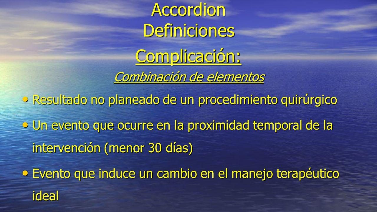 Accordion Definiciones