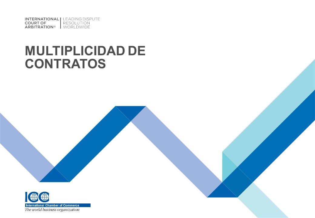 MULTIPLICIDAD DE CONTRATOS