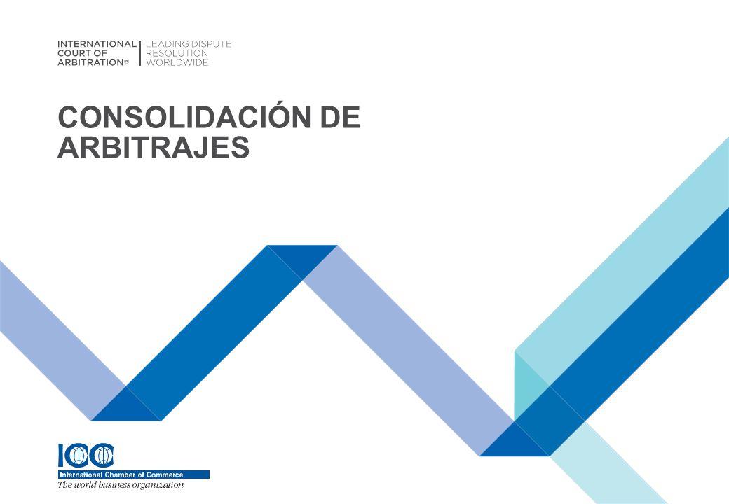 CONSOLIDACIÓN Consolidación bajo el Reglamento 1998. El Reglamento no se refiere expresamente a consolidación
