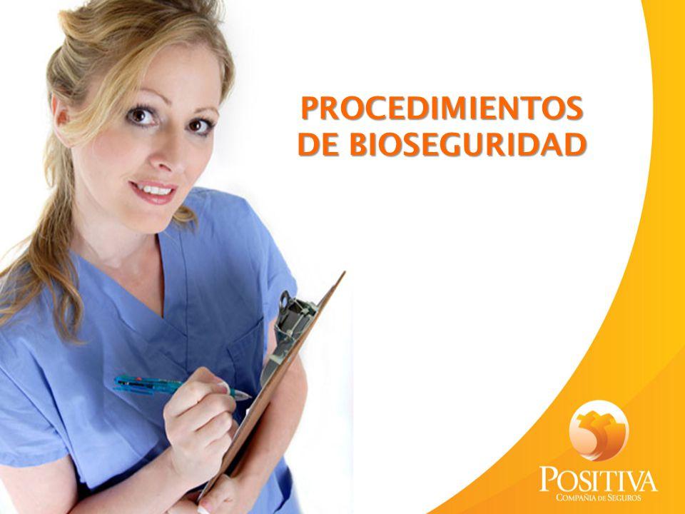 PROCEDIMIENTOS DE BIOSEGURIDAD