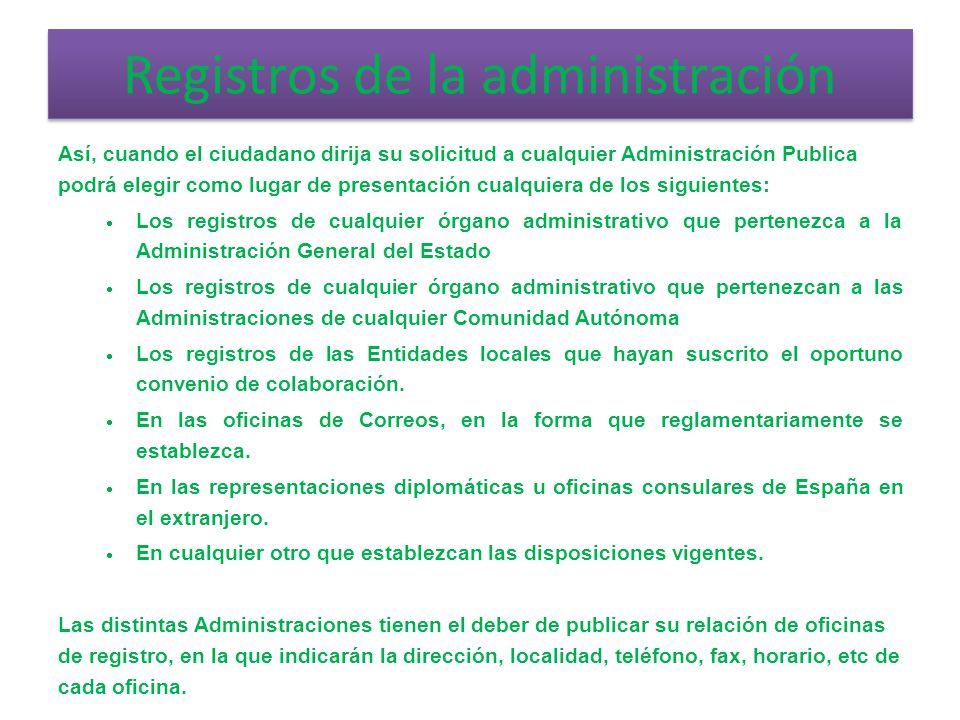 Fuentes del derecho administrativo procedimiento administrativo ppt descargar - Horario oficina correos madrid ...